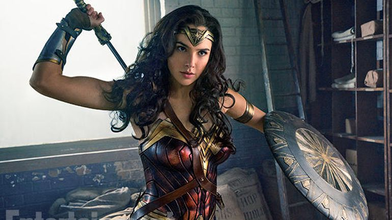 Wonder Woman Is OUR Hero